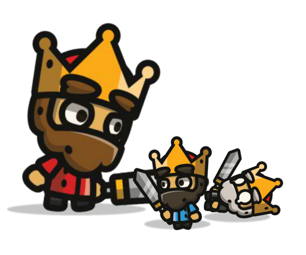 tiny kings royalty free game art