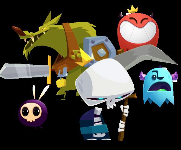 RPG Creatures Variety Pack