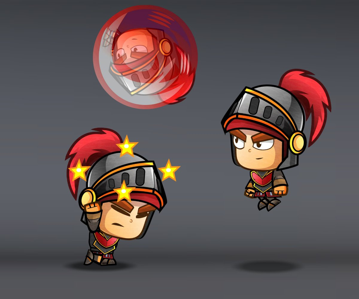 Royalty free game art