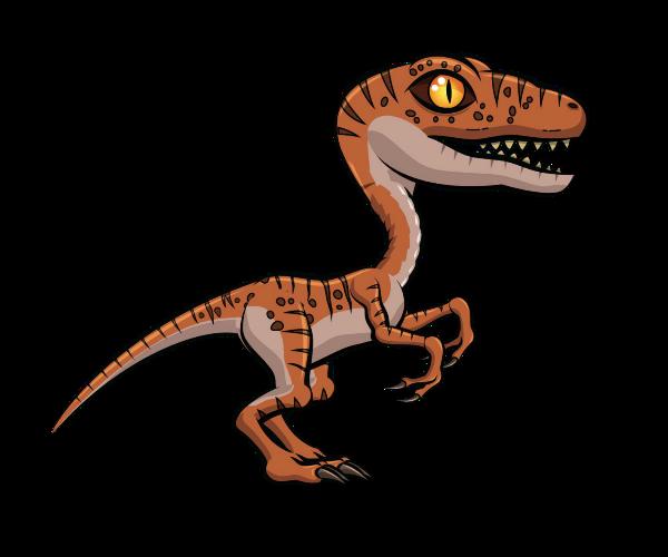 Raptor Royalty Free Game Art