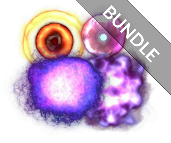 Particle FX Bundle Game Art